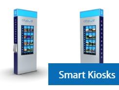 smart kiosks